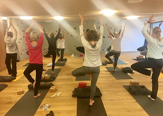 Yoga Retreat Christi Himmelfahrt 2018
