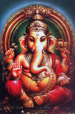 Bild Ganesha, Überwinder aller Hindernisse
