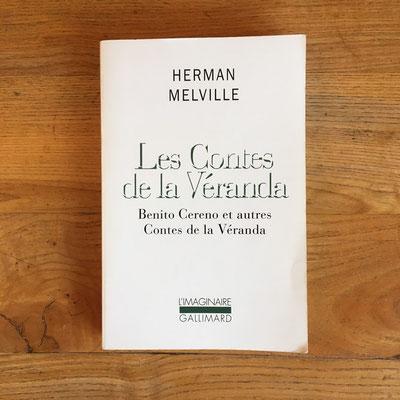 Livre Les contes de la Véranda de Melville