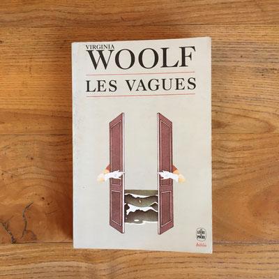 Livre Les Vagues de Virginia Woolf
