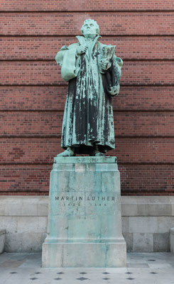 Denkmal Martin Luther