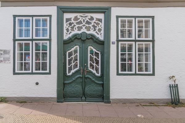 Stilvoller Eingangsbereich