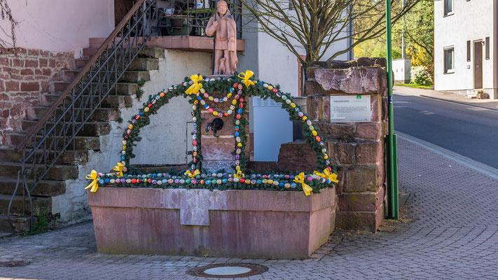 Untertorbrunnen, Külshein, TBB