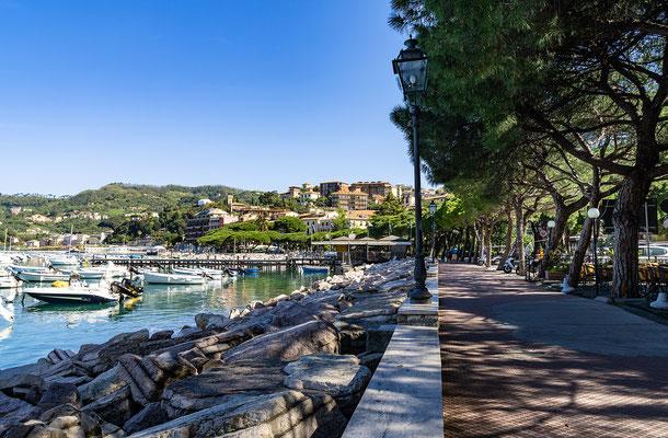 Der Hafen von Lerici
