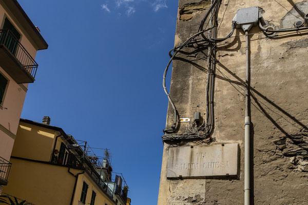 Italienische Versorgungstechnik