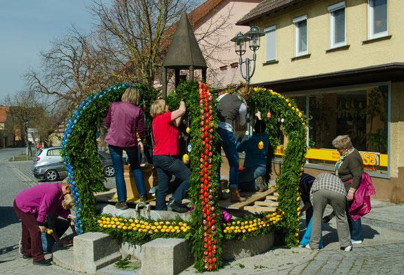 Burgbernheim, NEA