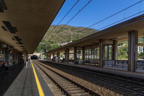 Bahnhof in Levanto