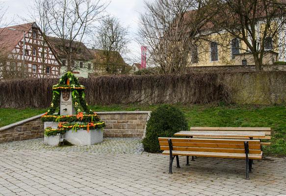 Weihenzell, AN