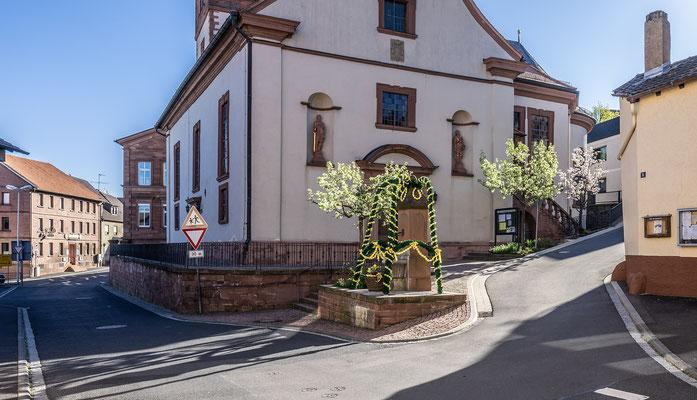 Neubrunn, WÜ