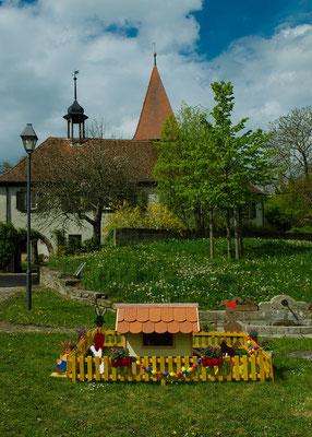 Unternesselbach, NEA