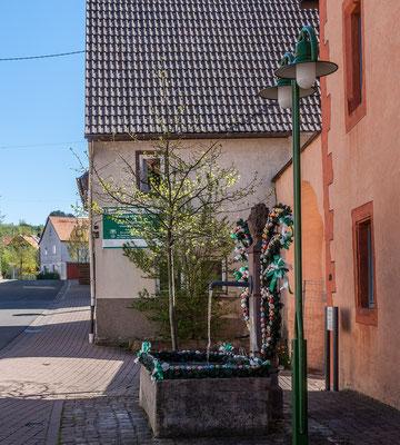 Obertorbrunnen, Külsheim, TBB