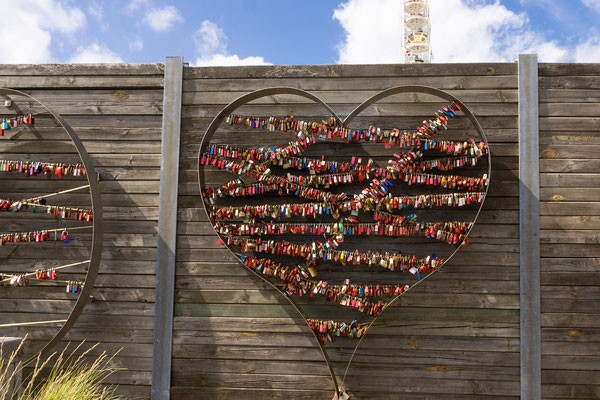Ein Herz für die SchlösserLiebesschwüre