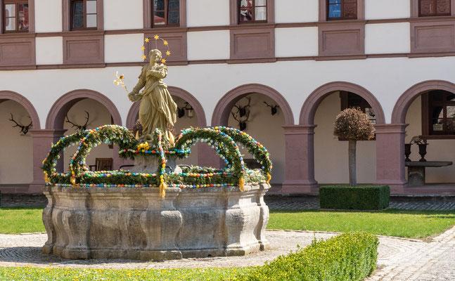 Tückelhausen (Kloster), WÜ