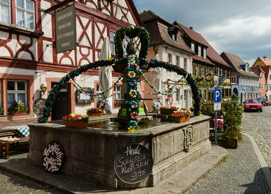 Prichsenstadt, KT
