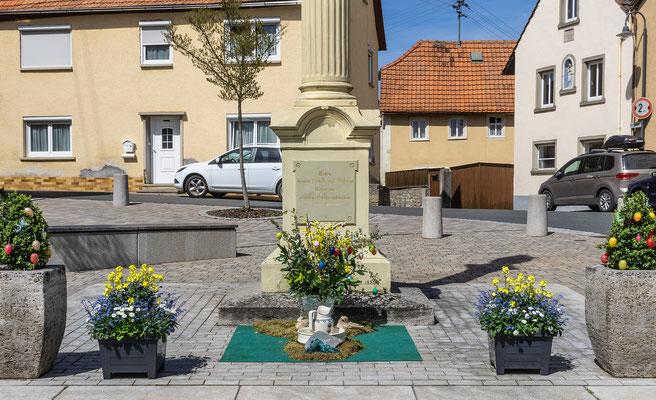 Bütthard, WÜ