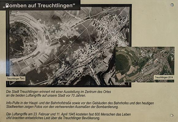 Die Luftangriffe im 2. Weltkrieg brachten der Stadt Zerstörung und unendlich viel menschliches Leid