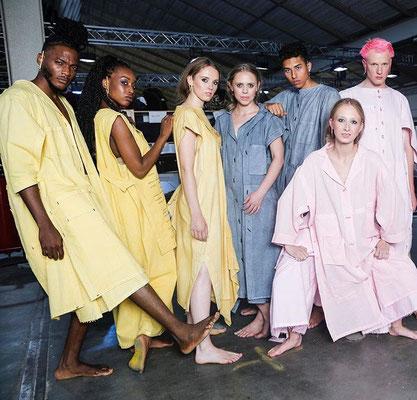 FashionClash Festival. Colección Salvaje Silvestre. SS18. Cortesía: Chain