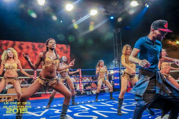 Choc des Gladiateurs 2015