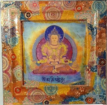 Bouddha (ancienne peinture)