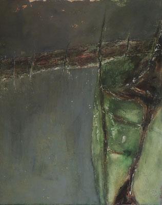CHRYSALIDE -  100 x 80