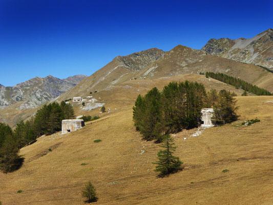 Italienische Bunker