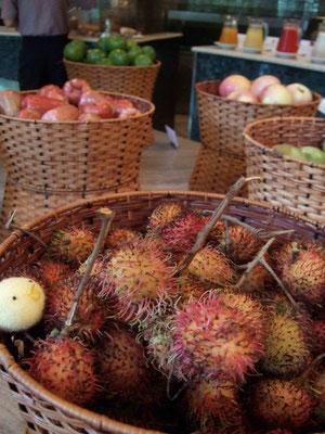 ベトナムは果物が新鮮