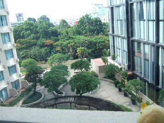 眺めの良いホテル
