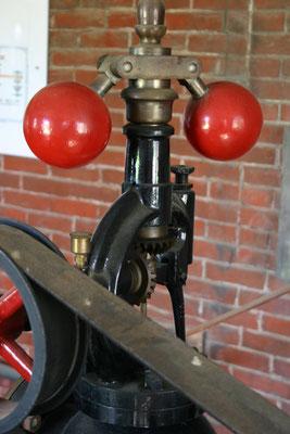 Dampfmaschine der Shaker in Canterbury