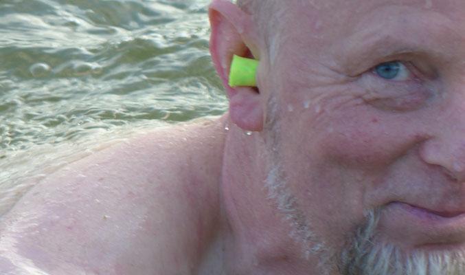 Schwimmen tut immer gut