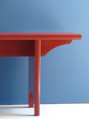 Shaker meetinghousebench nord.rot