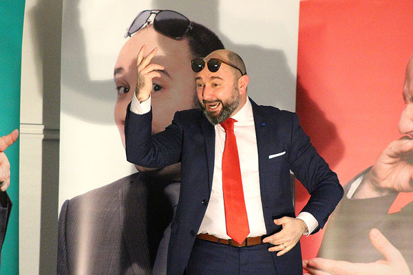 Sergio Sardella 16. Februar 2019
