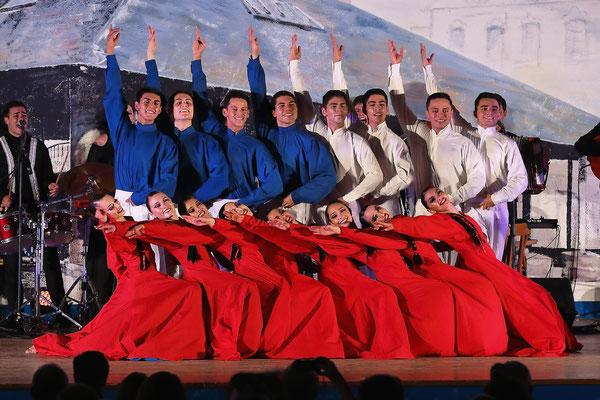Ballet Folklorique du CHILI - BAFOCHI - FOLKOLOR 2019