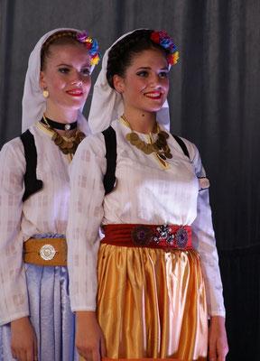Folklorni Ansambl ''Crna Gora'' (Montenegro) Photo TEX - FOLKOLOR 2015