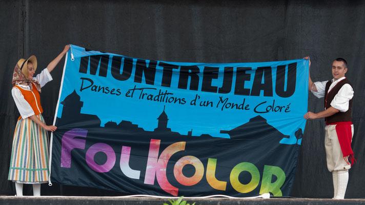 Les Troubadours du Mont-Royal (France) Photo Phil.M - FOLKOLOR 2015