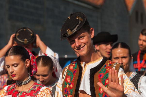 Folklórny súbor Bystrina (Slovaquie) - FOLKOLOR 2017 - Photo : Phil.M
