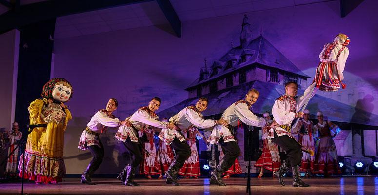 Ensemble RADOST (Biélorussie) Photo Michel Renard - FOLKOLOR 2015