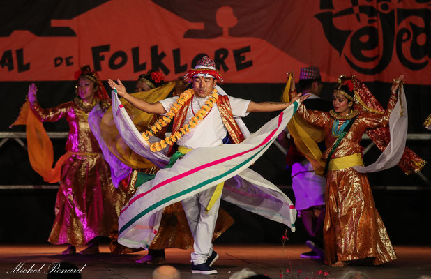 Groupe Culturel EVEREST NEPAL - FOLKOLOR 2019