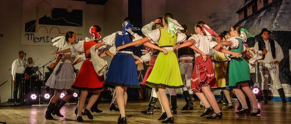 Folklórny súbor Bystrina (Slovaquie) - FOLKOLOR 2017 - Photo : Georges Sigro