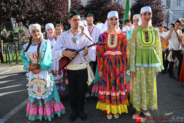 Ensemble SALAVAT COUPERE (Tatarstan) - FOLKOLOR 2019