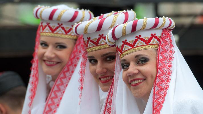 Ensemble RADOST (Biélorussie) Photo Phil M - FOLKOLOR 2015