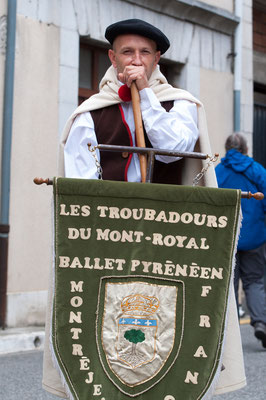 Les Troubadours du Mont-Royal (France) Photo Phil.M - FOLKOLOR 2015