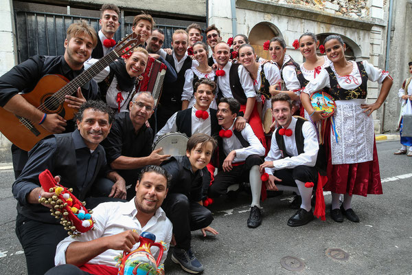 "Gruppo Folk ""Città dei Templi"" (Italie) Photo Michel Renard - FOLKOLOR 2015"
