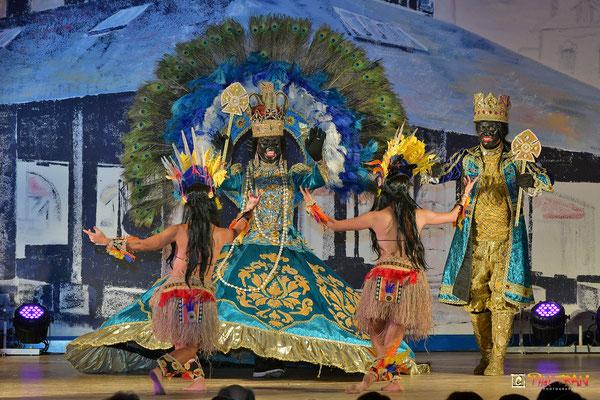 Balé Folclorico Arte Popular (Fortaleza - Brésil) FOLKOLOR 2018 - Photo Tran Dac-Phat