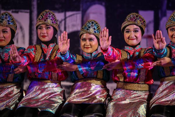 Bireun Seudati (Indonésie) - FOLKOLOR 2017 - Photo : Michel Renard