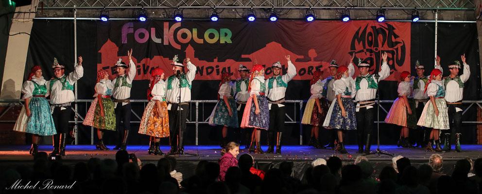 Ensemble Folklorique ZEROTIN (République Tchèque) - FOLKOLOR 2019