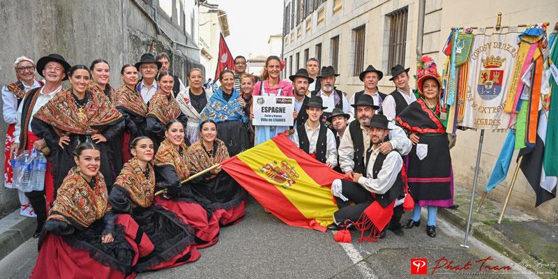 Coros y Danzas Villa de Leganés (Espagne) - (FOLKOLOR 2019) - Photo Phat Tran