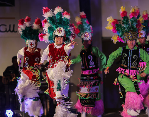 Compañia Mexicana de Danza Folklorica (Mexique) - FOLKOLOR 2016 - Photo Michel Renard