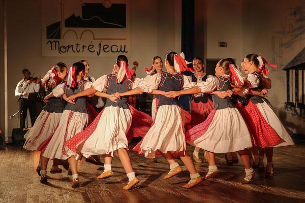 Folklórny súbor Bystrina (Slovaquie) - FOLKOLOR 2017 - Photo : Michel Renard