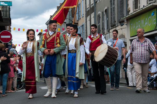 Folklorni Ansambl ''Crna Gora'' (Montenegro) Photo Phil.M - FOLKOLOR 2015