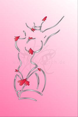 Erotic Woman (Blütenblätter)